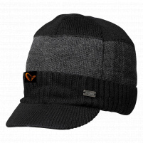 SAVAGE GEAR - Čepice Knitted beanie w/brim