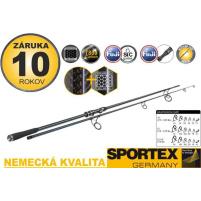 Sportex - Prut Graphenon Carp 12ft (3,66m) 3lb 2-Díl