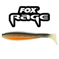 Fox Rage - Gumová nástraha Spikey shad ultra UV 9cm - Hot olive