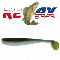 Relax - Gumová nástraha Kingshad 3 - Barva L303 - sáček 4ks - 7cm