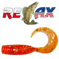 Relax - Gumová nástraha Twister 1 - Barva TS028 - blister box 8ks - 4cm