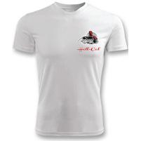 Tričko Hell-Cat PROFI bílé|L